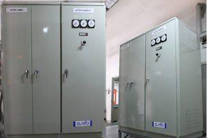 Rectifier Charger 110VDC 75A AGC Flatglass